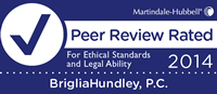Martindale Peer Review Rate