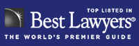Top listed in Best Lawyers